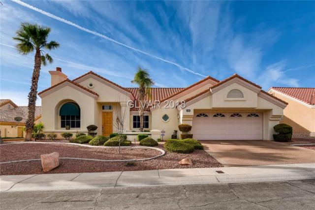 9413 Eagle Valley, Las Vegas, NV 89134 (MLS #1976150) :: Signature Real Estate Group