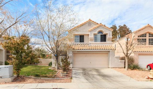 61 Ginger Lily, Henderson, NV 89074 (MLS #1976152) :: Signature Real Estate Group