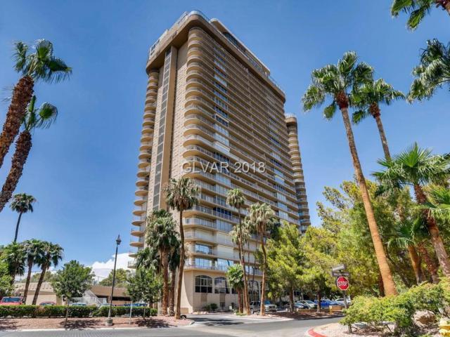 3111 Bel Air 27C, Las Vegas, NV 89109 (MLS #1976197) :: Signature Real Estate Group