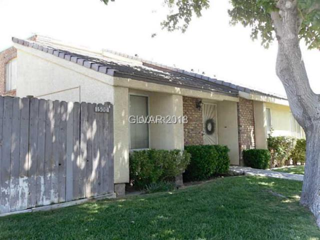 1500 Hialeah B, Las Vegas, NV 89119 (MLS #1976209) :: Sennes Squier Realty Group