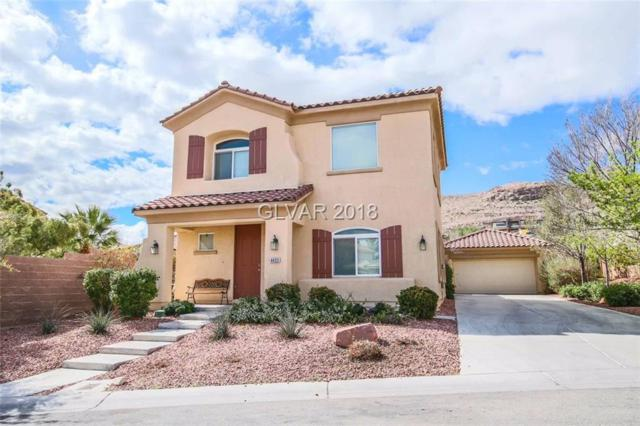 4433 Prada, Las Vegas, NV 89141 (MLS #1976350) :: Group 46:10 Las Vegas