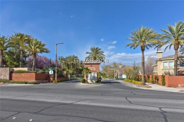 10611 Amber Ridge #203, Las Vegas, NV 89144 (MLS #1976358) :: Signature Real Estate Group