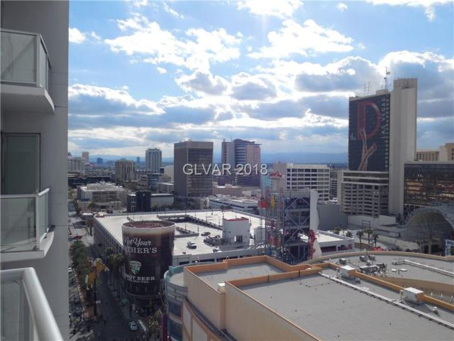 150 Las Vegas #1706, Las Vegas, NV 89101 (MLS #1976385) :: Signature Real Estate Group