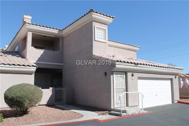 6901 Cobre Azul #201, Las Vegas, NV 89108 (MLS #1976424) :: Sennes Squier Realty Group