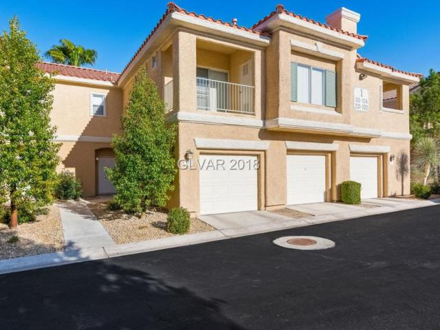 251 Green Valley #113, Henderson, NV 89052 (MLS #1976450) :: Sennes Squier Realty Group
