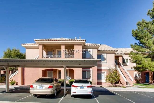 10524 Autumn Pine #201, Las Vegas, NV 89144 (MLS #1976570) :: Signature Real Estate Group