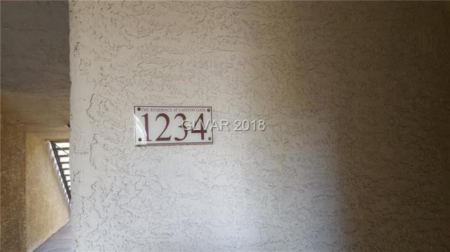 2200 Fort Apache #1234, Las Vegas, NV 89117 (MLS #1976613) :: Signature Real Estate Group
