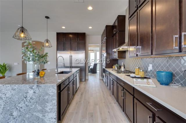 3180 Santolina, Las Vegas, NV 89135 (MLS #1976643) :: Signature Real Estate Group