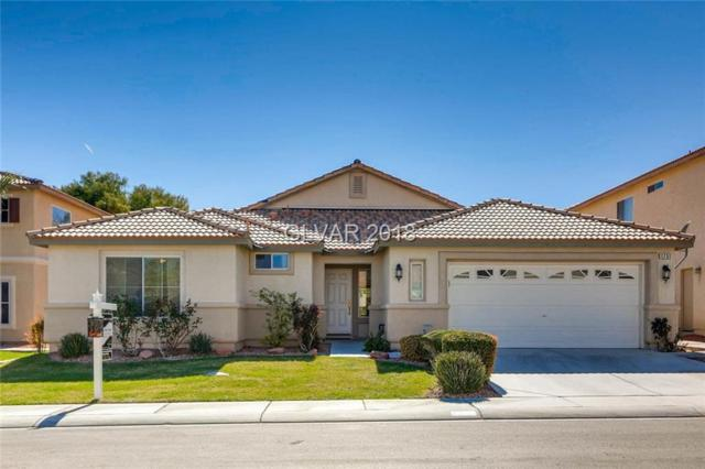 1731 Bluff Hollow, North Las Vegas, NV 89084 (MLS #1976749) :: Catherine Hyde at Simply Vegas