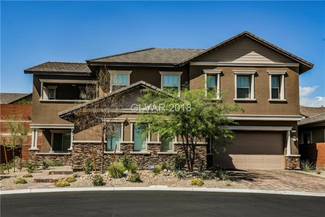 5523 Kyle Peak, Las Vegas, NV 89135 (MLS #1976836) :: Realty ONE Group