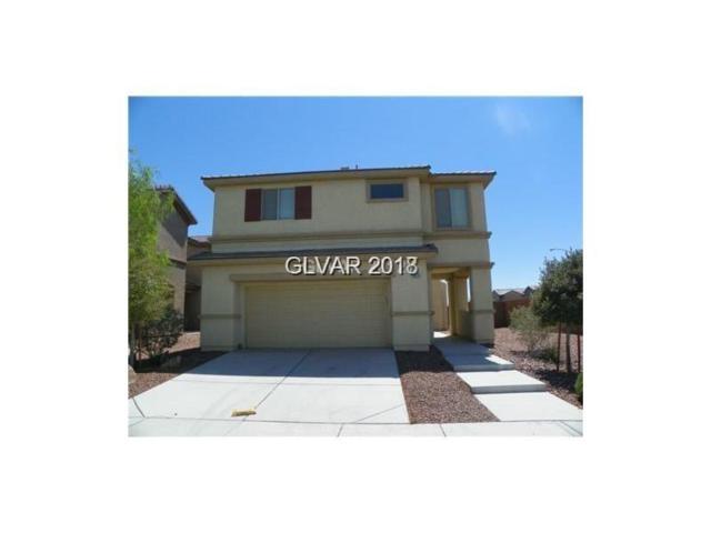 6834 Babbler, North Las Vegas, NV 89084 (MLS #1976946) :: Signature Real Estate Group