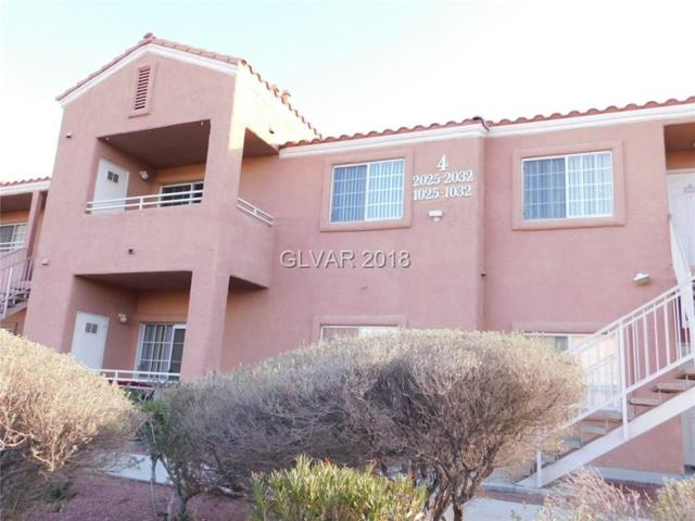 3318 Decatur #1029, Las Vegas, NV 89130 (MLS #1977001) :: Sennes Squier Realty Group