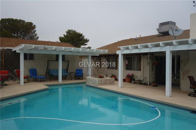 797 Shirley, Boulder City, NV 89005 (MLS #1977044) :: Signature Real Estate Group