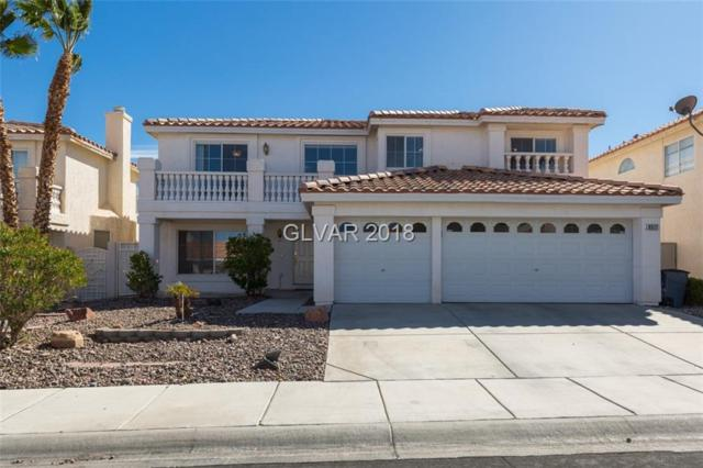 8517 Copper Knoll, Las Vegas, NV 89129 (MLS #1977045) :: Realty ONE Group