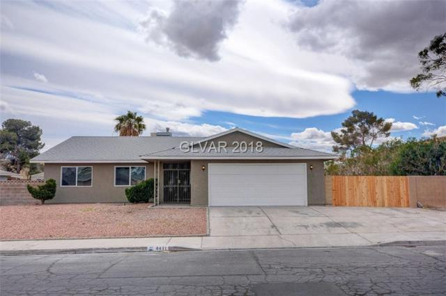 4411 Newton, Henderson, NV 89121 (MLS #1977188) :: Catherine Hyde at Simply Vegas