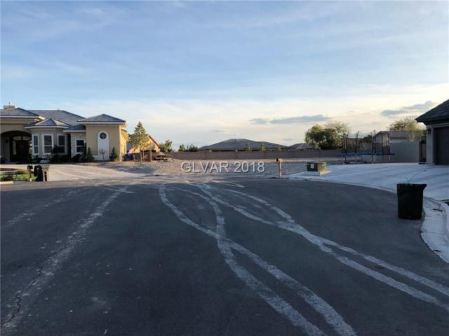 8369 Eagle Estates, Las Vegas, NV 89131 (MLS #1977236) :: Group 46:10 Las Vegas