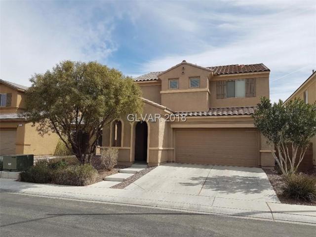 6850 Jungle Fowl, North Las Vegas, NV 89084 (MLS #1977260) :: Signature Real Estate Group