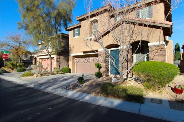 10300 Caverns Mouth, Las Vegas, NV 89178 (MLS #1977265) :: Signature Real Estate Group