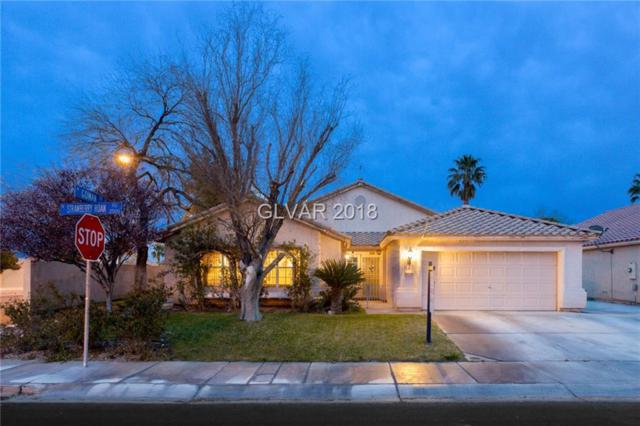 3540 Strawberry Roan, North Las Vegas, NV 89032 (MLS #1977322) :: Realty ONE Group