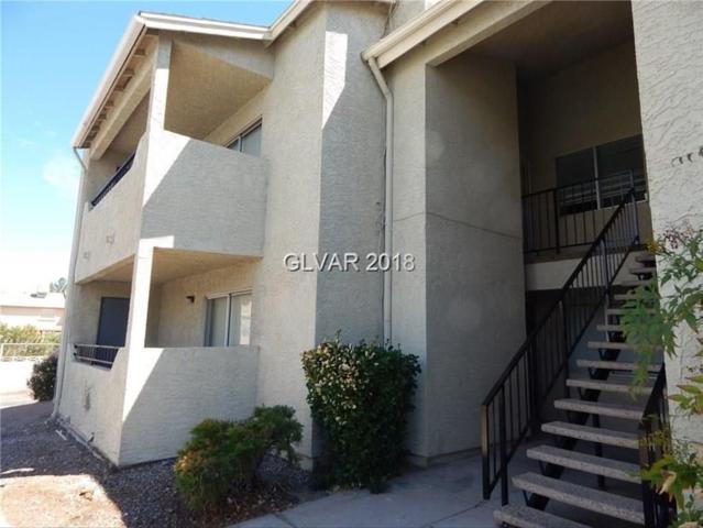 3771 Shirebrook #163, Las Vegas, NV 89115 (MLS #1977336) :: Sennes Squier Realty Group