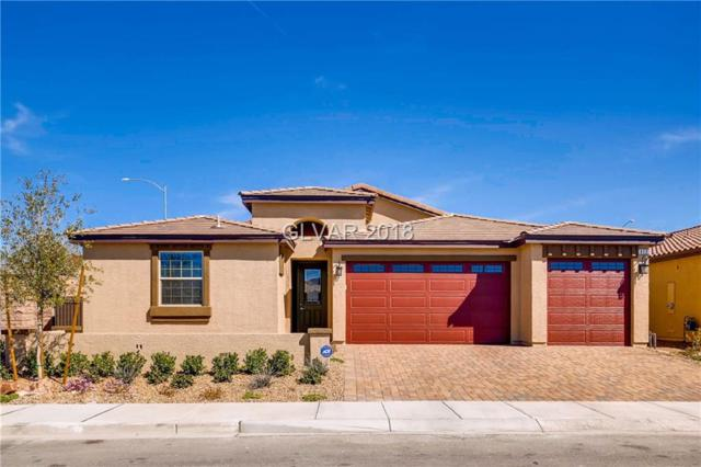 412 Calabria Beach, Henderson, NV 89015 (MLS #1977493) :: Realty ONE Group
