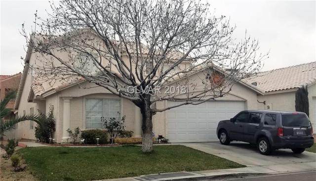 4537 Chestnut Blaze, North Las Vegas, NV 89032 (MLS #1977550) :: Realty ONE Group