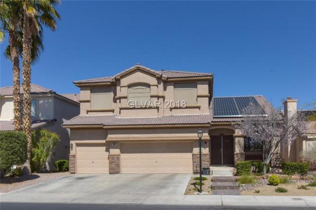5308 Whisper Lake, Las Vegas, NV 89131 (MLS #1977742) :: Signature Real Estate Group