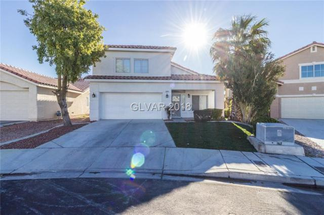 6308 Monarch Creek, Las Vegas, NV 89130 (MLS #1977769) :: Signature Real Estate Group