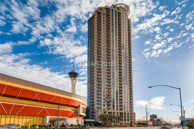 200 Sahara #407, Las Vegas, NV 89102 (MLS #1978034) :: Sennes Squier Realty Group
