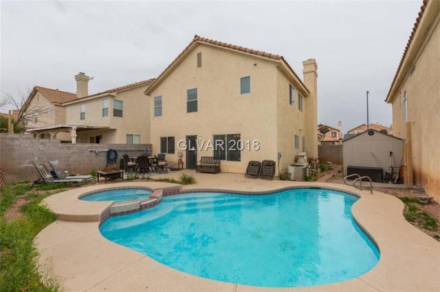 6408 Rosemount, Las Vegas, NV 89156 (MLS #1978065) :: Realty ONE Group