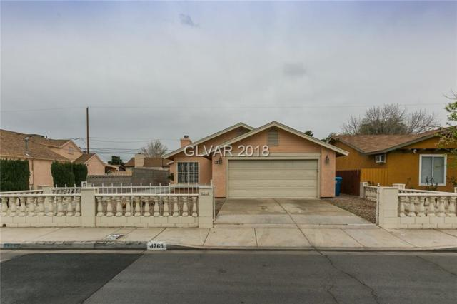 4765 Idaho, Las Vegas, NV 89104 (MLS #1978097) :: Realty ONE Group