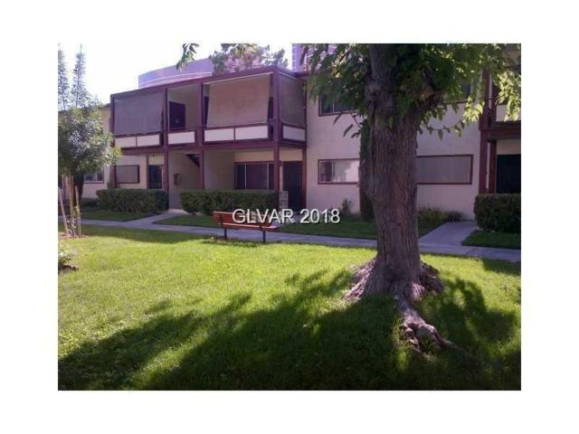 350 Desert Inn H109, Las Vegas, NV 89109 (MLS #1978119) :: Signature Real Estate Group