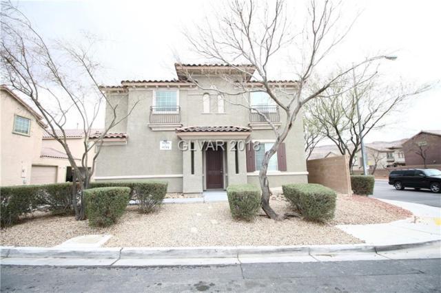 9795 Overlook Ridge, Las Vegas, NV 89148 (MLS #1978153) :: Realty ONE Group