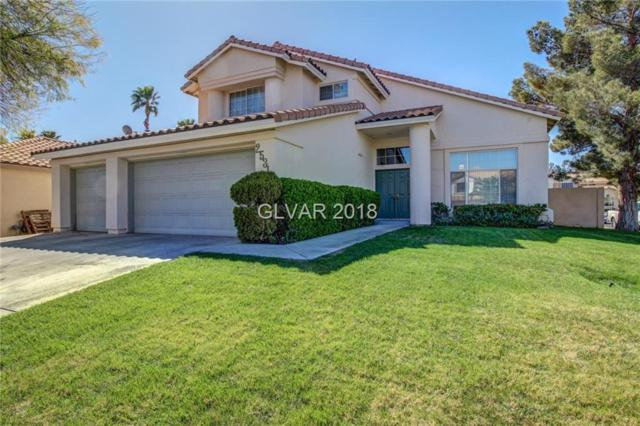 2531 Mesa Verde, Henderson, NV 89074 (MLS #1978169) :: Catherine Hyde at Simply Vegas