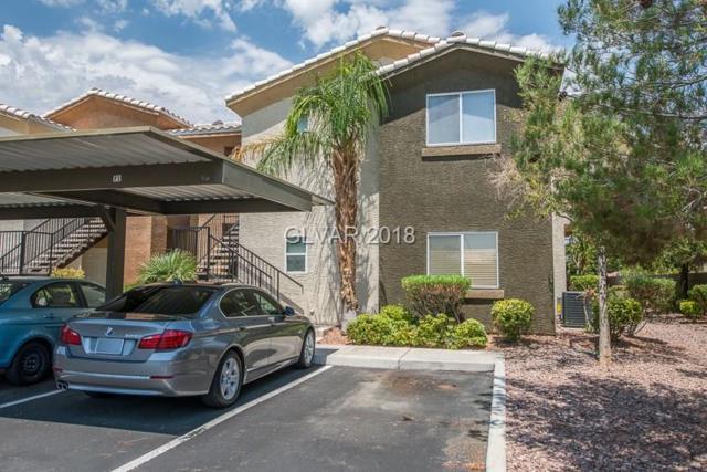 8400 W Charleston #218, Las Vegas, NV 89145 (MLS #1978174) :: Sennes Squier Realty Group