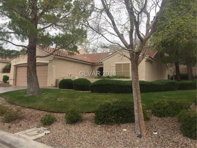 1948 Point Pleasant, Henderson, NV 89052 (MLS #1978277) :: Keller Williams Southern Nevada