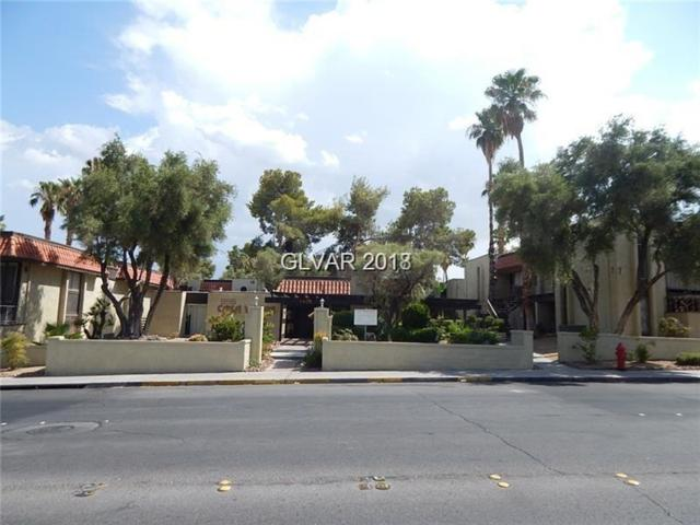 1405 Vegas Valley #302, Las Vegas, NV 89169 (MLS #1978303) :: Sennes Squier Realty Group