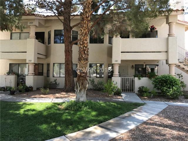 1104 Falconhead #201, Las Vegas, NV 89128 (MLS #1978311) :: Sennes Squier Realty Group