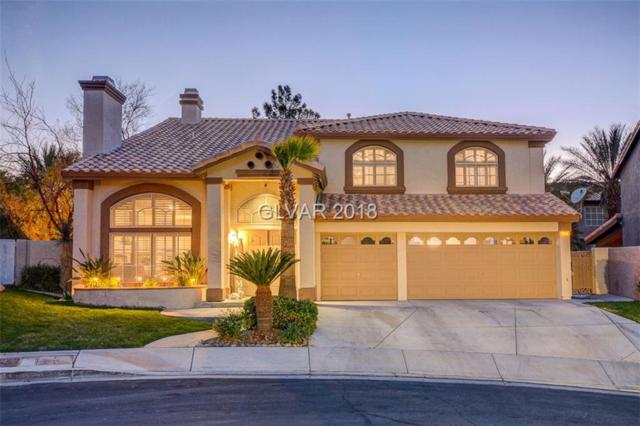 3 Red Fawn, Henderson, NV 89074 (MLS #1978392) :: Catherine Hyde at Simply Vegas