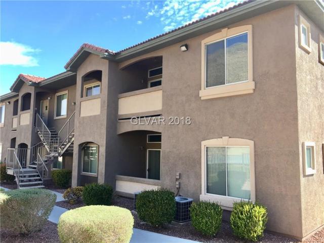3515 Cactus Shadow #203, Las Vegas, NV 89129 (MLS #1978395) :: Trish Nash Team