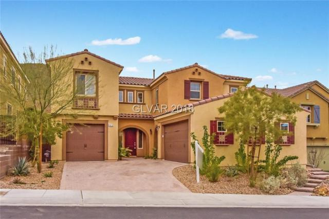 965 Rock Ledge, Henderson, NV 89012 (MLS #1978421) :: Catherine Hyde at Simply Vegas