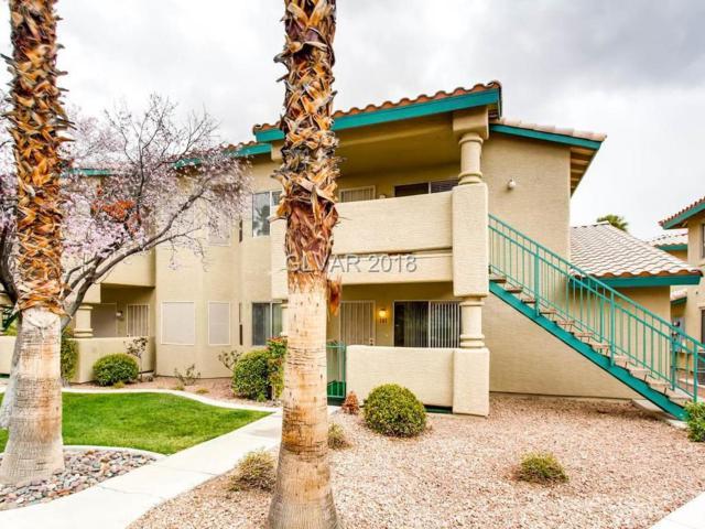 7605 Ducharme #101, Las Vegas, NV 89145 (MLS #1978515) :: Sennes Squier Realty Group