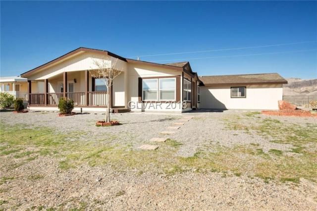 6380 E Glencove, Pahrump, NV 89060 (MLS #1978526) :: Catherine Hyde at Simply Vegas