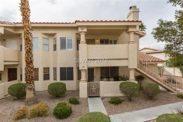 1337 Pinto Rock #201, Las Vegas, NV 89128 (MLS #1978550) :: Keller Williams Southern Nevada