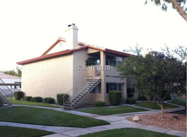 2701 Beaver Creek #102, Las Vegas, NV 89117 (MLS #1978633) :: Catherine Hyde at Simply Vegas