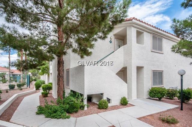 700 Wheat Ridge #204, Las Vegas, NV 89145 (MLS #1978768) :: Catherine Hyde at Simply Vegas