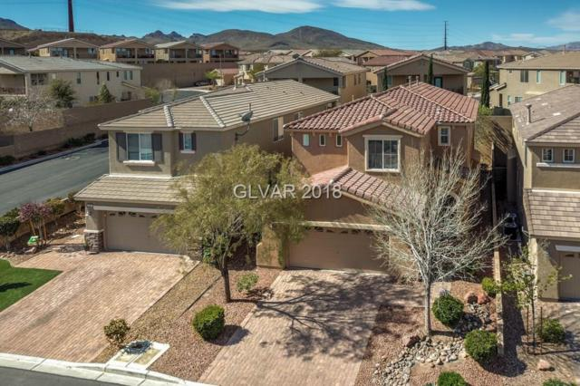 2839 Kinknockie, Henderson, NV 89044 (MLS #1978781) :: Realty ONE Group