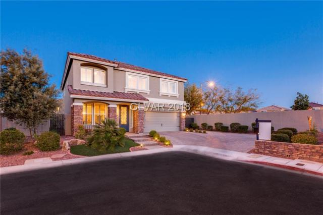9686 Kirkland Ranch, Las Vegas, NV 89139 (MLS #1979019) :: Realty ONE Group