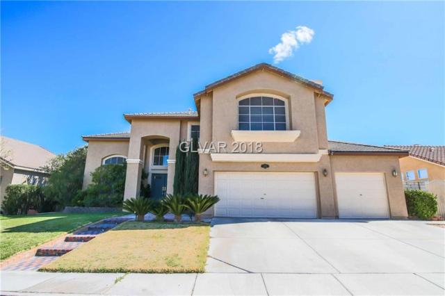 1301 Crescent Moon, North Las Vegas, NV 89031 (MLS #1979031) :: Realty ONE Group