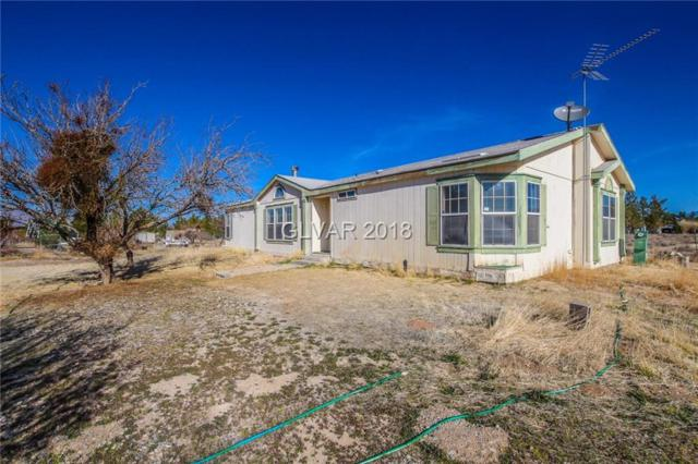 3230 E Navajo, Pahrump, NV 89061 (MLS #1979049) :: Catherine Hyde at Simply Vegas